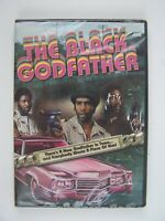 The Black Godfather DVD New Sealed Cult Classic