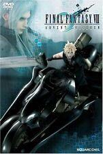 FINAL FANTASY 7 VII ADVENT CHILDREN DVD SQUARE ENIX JAPAN IMPORT JAPANZON
