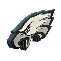 """New NFL Philadelphia Eagles 3D Fan Foam Logo Holding / Wall Sign 18.9"""" x 12.8"""""""