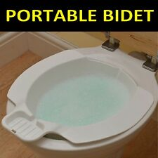 BIDET Portable Personal Hygiene Toilet Loo Car Camping Travel Elderly Bathroom
