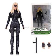 Arrow TV Series Black Canary Dinah Laurel Lance Action Figure DC Direct