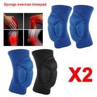 1 paire genouillère ssoutien genou genou sport, protège-jambe, sangle réglable G