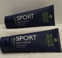 Molton Brown Sport Body Hydrator 2 X  200ml ITEM CODE NUMBER FM1A