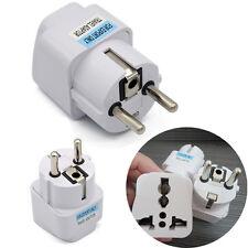 Adaptateur Plug Convertisseur Prise Secteur Voyage US/UK/AU to EU Europe Socket