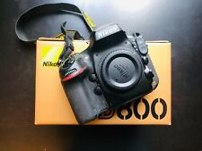 Pre-owned Nikon D D800 Digital SLR Camera Set WITH Cards, Battery, Case, etc