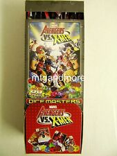 Marvel Dice Masters - Avengers vs X-Men Gravity Feed Display FRENCH