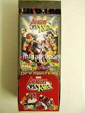Marvel dice Masters-Avengers vs X-Men Gravity feed display alemán