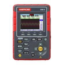 Amprobe Dm 5 Power Quality Analyzer And Logger
