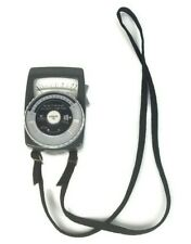 Gossen Ascor Mark II Electronic Flash Light Meter Vintage