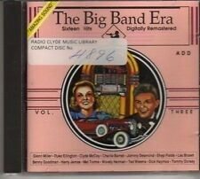 (CD38) The Big Band Era Volume 3 - 1987 CD