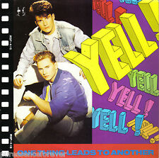 "YELL - One Thing Leads To Another (UK 2 Tk 1990 7"" Single PS)"