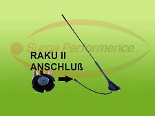 VW Golf Polo Fox Skoda Roomster VW CADDY RAKU II ANTENNE DACHANTENNE TRIPLEX NEU