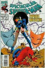 Peter Parker spectacular Spiderman # 213 (typhoid Mary as opponent) (Estados Unidos, 1994)