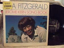Ella Fitzgerald - Sings The  Jerome Kern Songbook - Verve LP# V-4060 MONO