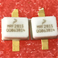 1PCS MRF281S Encapsulation:HF power module,RF POWER FIELD EFFECT TRANSISTORS