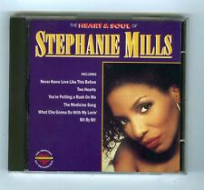 CD THE HEART OF SOUL OF STEPHANIE MILLS