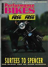 PB 1988-10 Yamaha FZ750 DT125R XT350 XT600Z  NTX650 Dominator DR Big Transalp