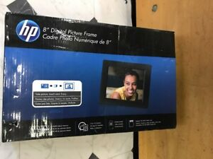 HP 8 inch Digital Frame df810v1 - NEW in box! Free Shipping