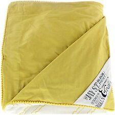 Jay St. Block Company West Elm Evans 3PC Decorative Duvet Cover Set Yellow Queen