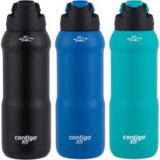 Contigo 32 унций (примерно 907.17 г.) подходят автопечать изолированные из нержавеющей стали бутылка для воды