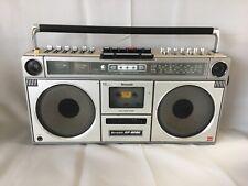 Vintage SHARP GF 9090 Radio Cassette Boombox / Ghetto Blaster - Retro - MIJ