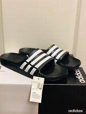 NEW Adidas Duramo Slide Sandals Flip Flop Slippers G19850 Color Black Size 11