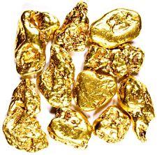 50 PIECE LOT ALASKAN YUKON BC NATURAL PURE GOLD NUGGETS FREE SHIPPING (#L254)