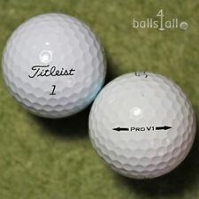 30 Golfbälle Titleist Pro V1 AA Lakeballs ProV1 V 1 ProV 1 gebrauchte Bälle weiß