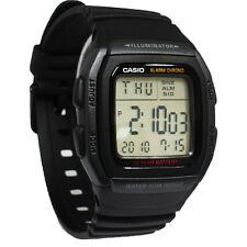 Casio W96H-1BV Men's Classic Chronograph Digital Sports Watch w/ 10 Year Battery