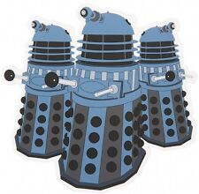 Doctor Who Daleks Shaped PVC drinks mat / coaster       (hb)  REDUCED