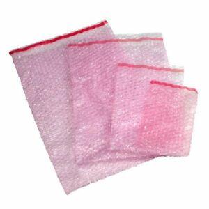 Bubble Wrap Bags Pouches Pink Anti Static Envelopes *FULL RANGE*