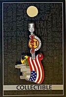 Hard Rock Cafe Hollywood Blvd Pin Core Country Flag Cityscape 2017 New # 94958