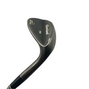 Cleveland Mens RH CG 15 Zip Grooves 56 Degree Wedge