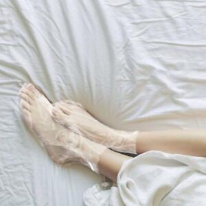 100Pcs Disposable Plastic Massage Spa Liners Covers For Foot Pedicure 4E3W