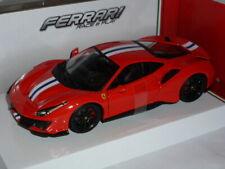 Ferrari 488 Pista 1:24 by Burago