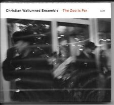 CD Christian wallumrod 'The Zoo is far' NUOVO/NEW/OVP ECM Jazz