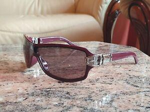 Ladies Gucci Purple Buckle Sunglasses Genuine GG/2590/S
