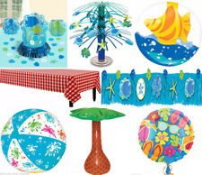 All Kinds Party Supplies ~ TableCover & Decorations Inflatable Palm Tree & Balls
