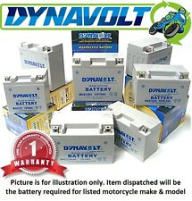 New Dynavolt Sealed ATV Quad Battery MGS7ZS (YTZ7S) Honda TRX 450 TRX450 R 06