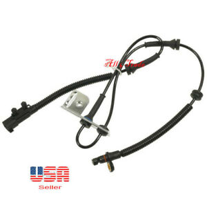 ABS Wheel Speed Sensor Front Left or Right Fit:TOWN & COUNTRY GRAND CARAVAN ROUT