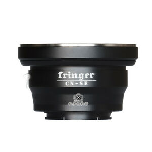 Fringer Contax 645 Lens to Sony E mount AF Auto Focus Adapter a9 a7R2 a6300 NEX