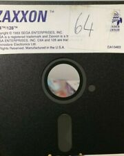 Zaxxon (Sega 1983) Commodore C64 (Diskette) 100% ok