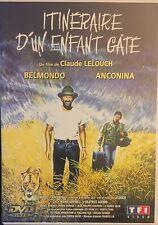 DVD-ITINERAIRE D'UN ENFANT GATE - Jean Paul BELMONDO - Claude LELOUCH