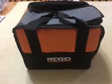 BRAND NEW RIDGID HEAVY DUTY  18 VOLT 2PC CONTRACTOR TOOL BAG