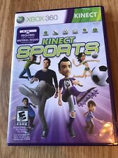 Kinect Sports Xbox 360 Cib Game VC1