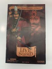 VLAD DRACULA THE IMPALER LIVE BY THE SWORD 12 INCH FIGURE SIDESHOW COLLECTIBLES