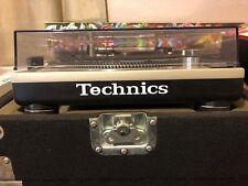 """Technics 1200 1210 Custom Waterproof Permanent Decals 5.5"""" x 0.73"""" PAIR"""