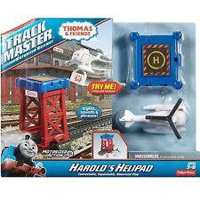 Fisher Price DFM65 Thomas & Friends Trackmaster Harold's Helipad Toy Playset