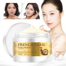 25g Crema cara caracol antienvejecimiento Hidratante de ácido Suero nutritivo.