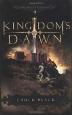 Complete Set Series - Lot of 6 Kingdom Books by Chuck Black Dawn Hope Edge Call